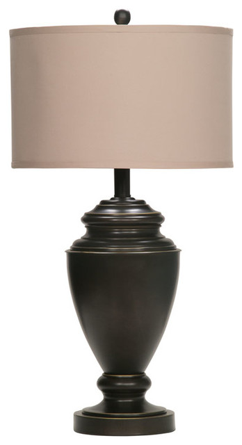 Big Urn Table Lamp Traditional Table Lamps San Diego