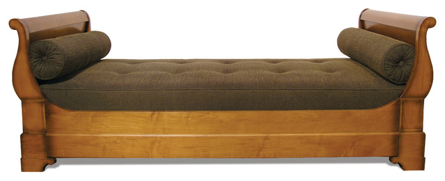 Napolean Sleigh Daybed From Costantini Design Victorian Daybeds New York By