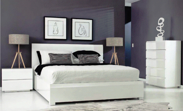 white bedroom suites modern beds
