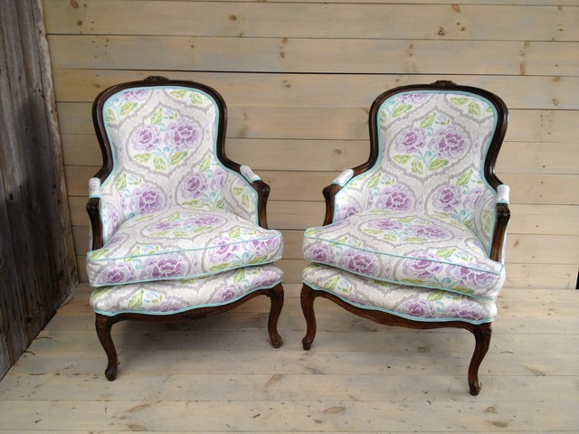 Chez Bohu00e8me Exotic Upholstered Furniture - Eclectic ...
