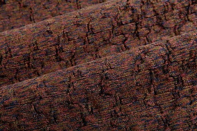 pout upholstery fabric in aubergine contemporain tissu d 39 ameublement par fabricseen. Black Bedroom Furniture Sets. Home Design Ideas