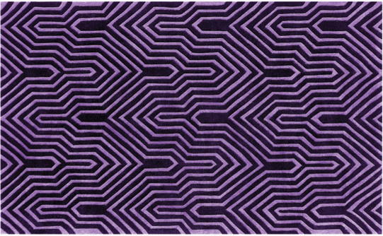 Surge Graphic Iris Rug Eclectic Rugs By Shop Ten 25