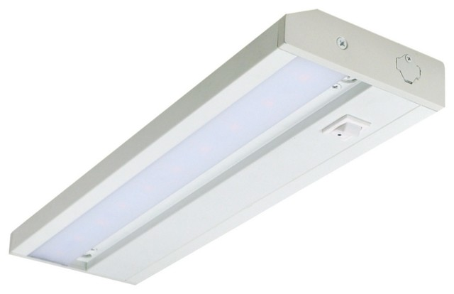"Nora LED UC White 6W 18"" Wide LED Under Cabinet Light ..."