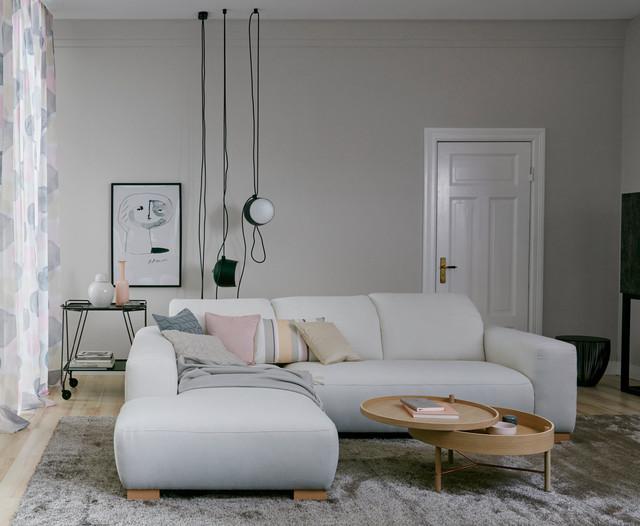wohnzimmer tapeten naturfarben raum und m beldesign. Black Bedroom Furniture Sets. Home Design Ideas