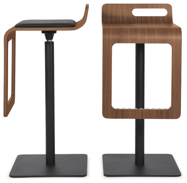 Tabouret de bar contemporain maison design for Chaise et tabouret