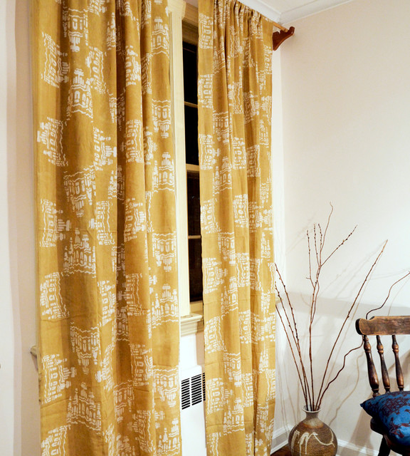 Ichcha Fall Collection 39 13 Arts Crafts Curtains By