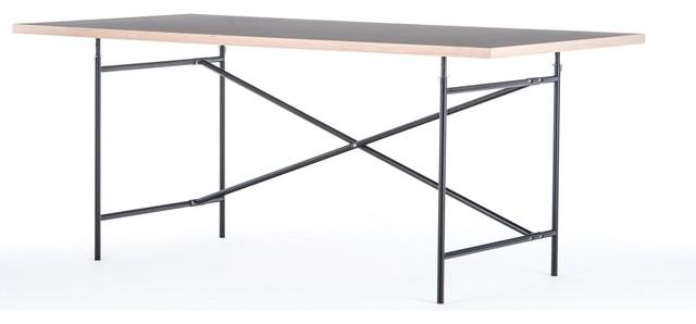 Lampert eiermann tisch for Eiermann tisch replica