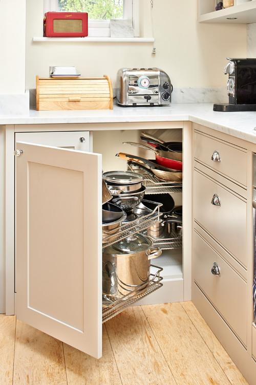 Bespoke kitchen joinery in London