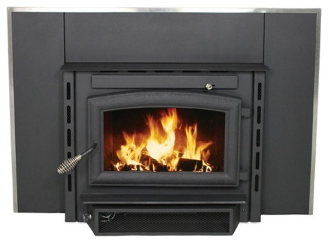 Us stove medium epa wood burning fireplace insert 2200i Contemporary wood burning fireplace inserts