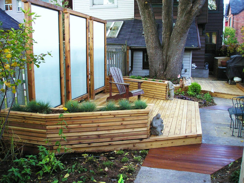 Backyard landscaping designs