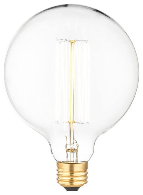 Arc Light Bulb Traditional Light Bulbs By Renwil