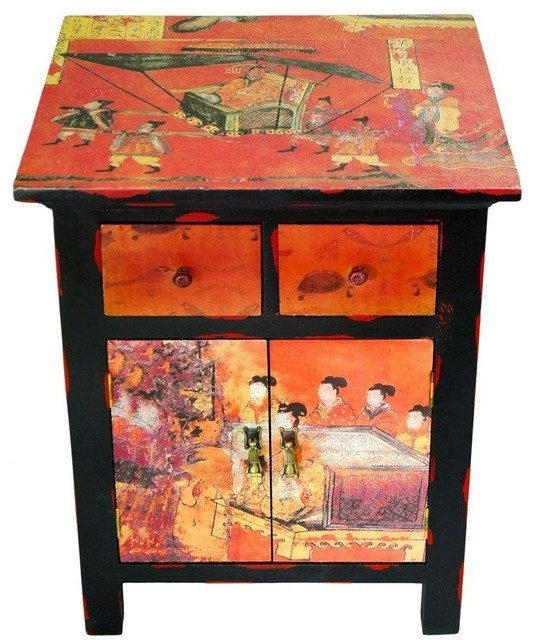 Asian oriental decor furniture accents asian new for Oriental furniture and accessories