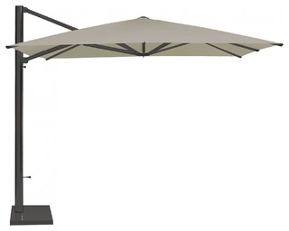 shade sonnenschirm mit seitenmast 300x324cm bauhaus look. Black Bedroom Furniture Sets. Home Design Ideas
