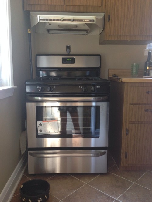 What To Do With Empty Space Between Counter And Stove