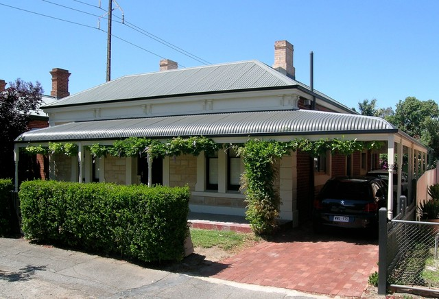 Reroof Plus Bullnose Verandah Carport Construction
