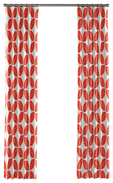 Curtains pattern