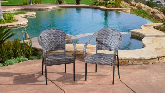 Outdoor Patio Furniture Contemporary los angeles by