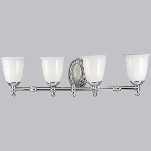 P3041 15 victorian polished chrome four light bath - Victorian bathroom lighting fixtures ...