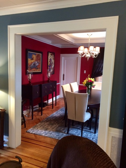 Dinning Room Paint Color Suggestions Please
