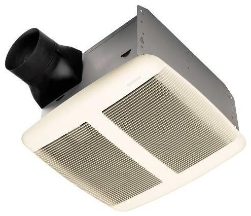 solitair series exhaust fan 80 cfm modern bathroom exhaust fans
