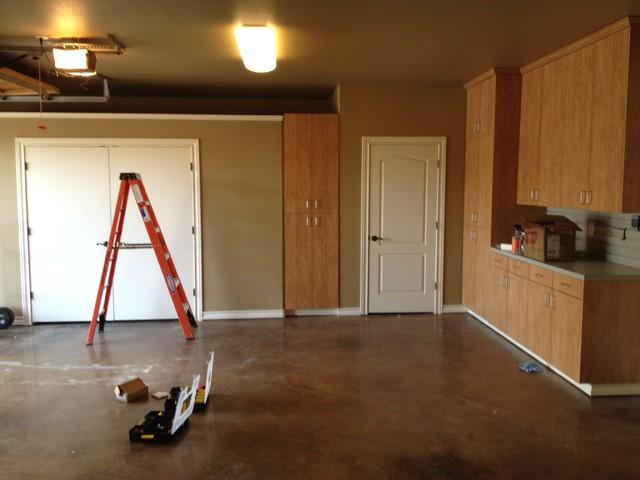 Garage austin di texas custom closets for Pianificatore di layout di garage