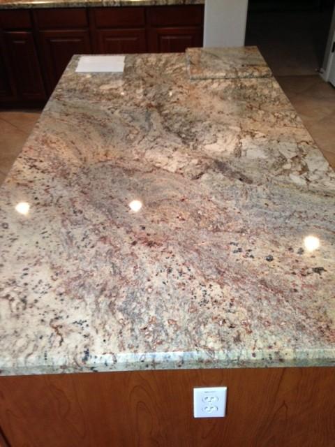 Need Help With Kitchen Backsplash For Typhoon Bordeaux Granite