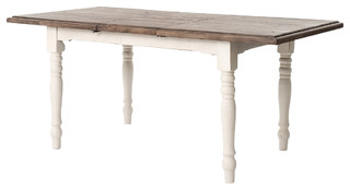Houzz Cottage Extension Dining Table