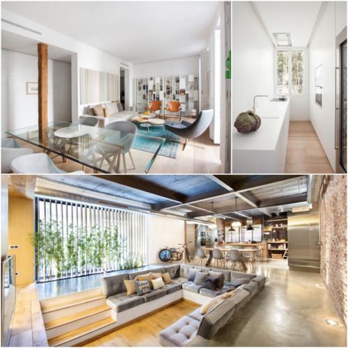Open space o ambienti separati for Case con alloggi separati