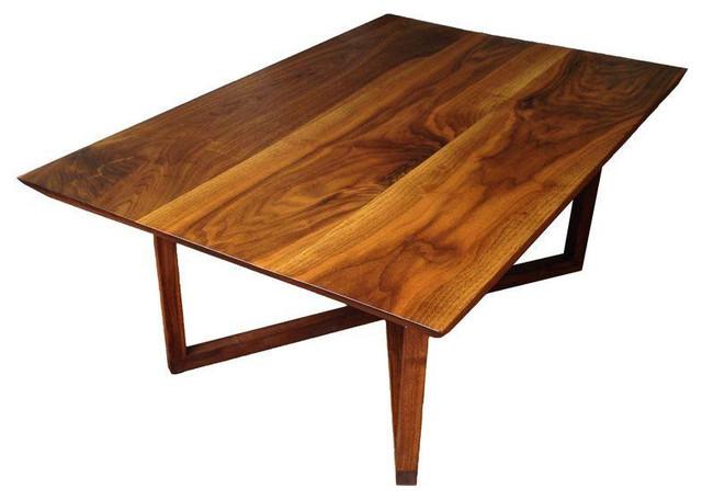 Russell Walnut Coffee Table