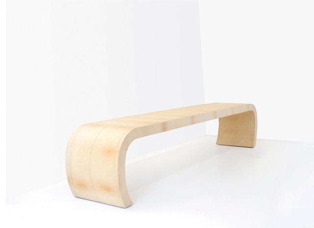 Yoga Bench Modern New York By Ftf Design Studio