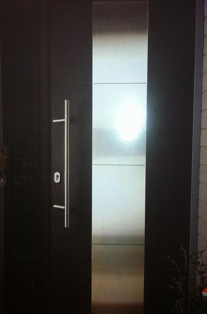 Modern Doors Modern Front Doors Other Metro By Fiberglass Doors