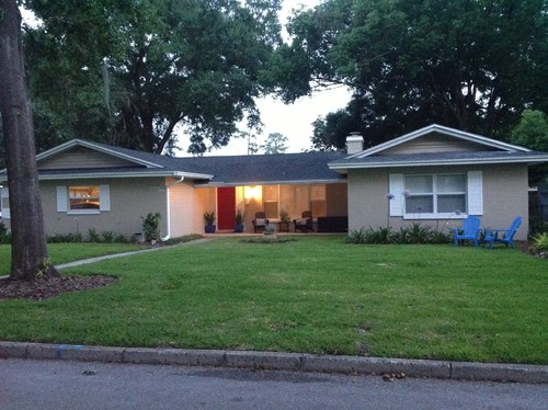 Adding Curb Appeal To Our Ranch Style Home
