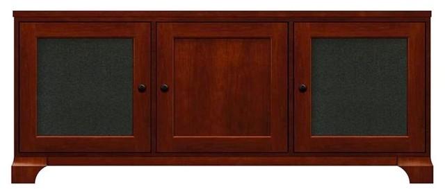 Blake Cabinet w 2 Speaker Grill Panel Doors in Newport ...