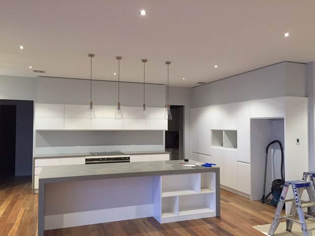 Cabinetry Job In Beaconsfield Upper Vic Australia Kitchen Islands And Kitchen Carts Other