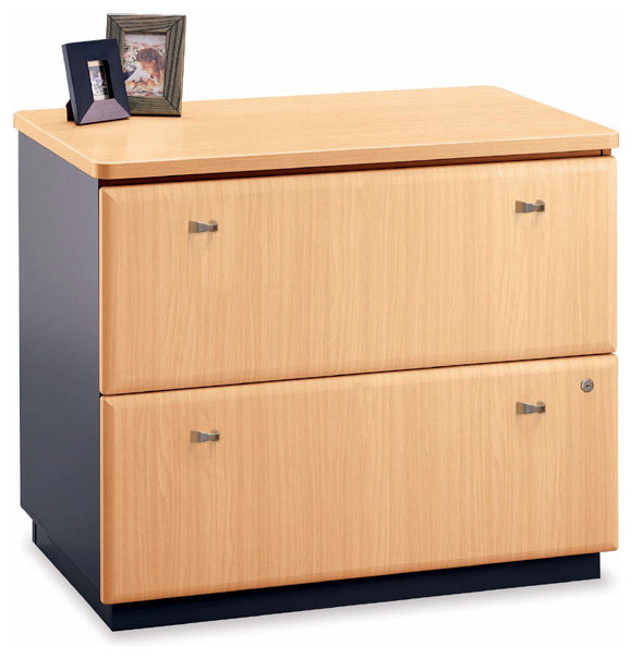 Lateral File Cabinet - Series A contemporary-filing-cabinets