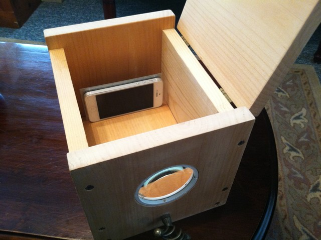 Wooden DIY Phone Projector - Rustic - Kids Toys And Games ...