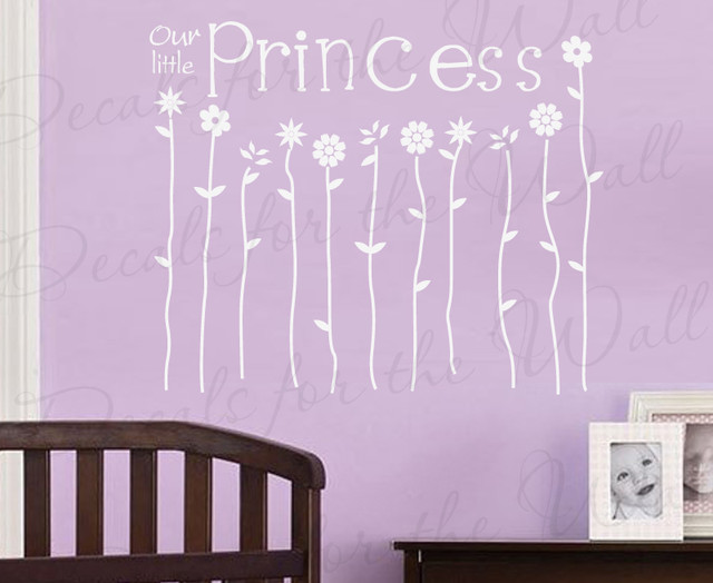 Wall sticker decal quote vinyl art lettering girl 39 s room for Bauhaus wandtattoo