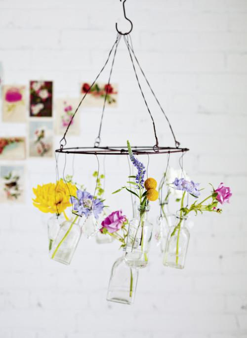 """Holly Becker & Leslie Shewring: """"Wohnen mit Blumen"""""""