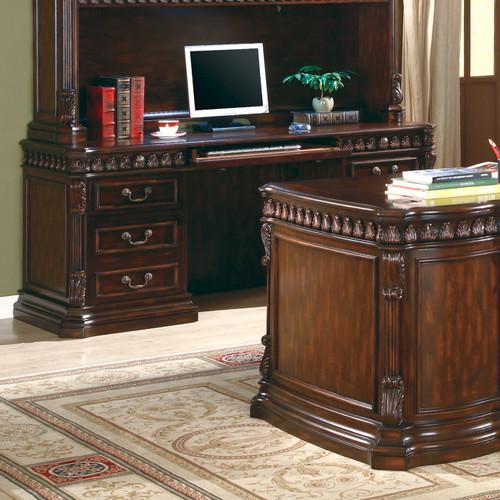 Corning Computer Desk - Modern - Home Office Accessories