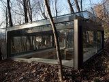 Architettura: Rifugio Contemplativo Circondato dal Bosco sui Colli (7 photos) - image contemporaneo on http://www.designedoo.it