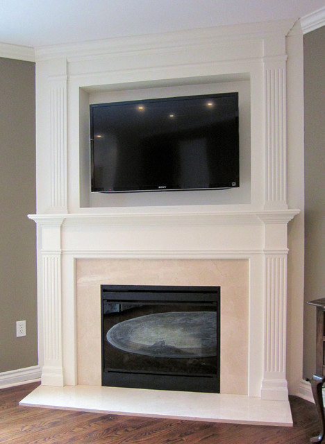 Fireplaces and Wall Units - toronto - by Reece's