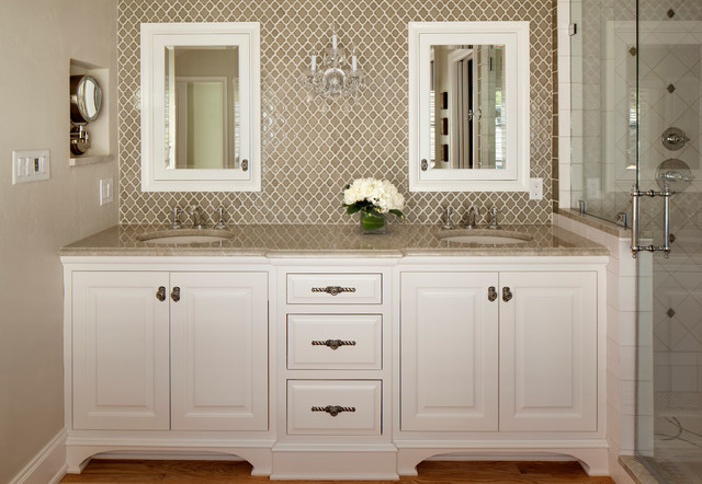 Classic Master Bathroom Milwaukee De Bartelt The Remodeling