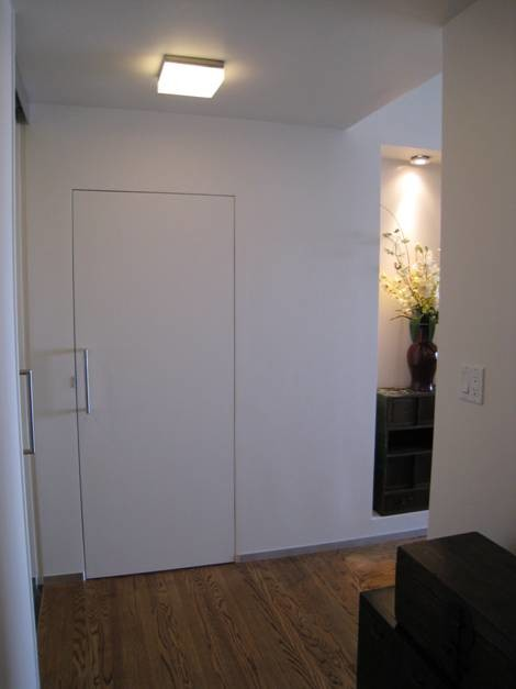 Hidden Doors Modern Interior Doors Other Metro By Dayoris Doors Panels