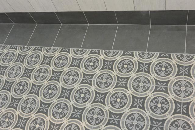 Bodenfliesen Bad Bauhaus : Pattern and printed tiles bauhaus look von ceramic planet