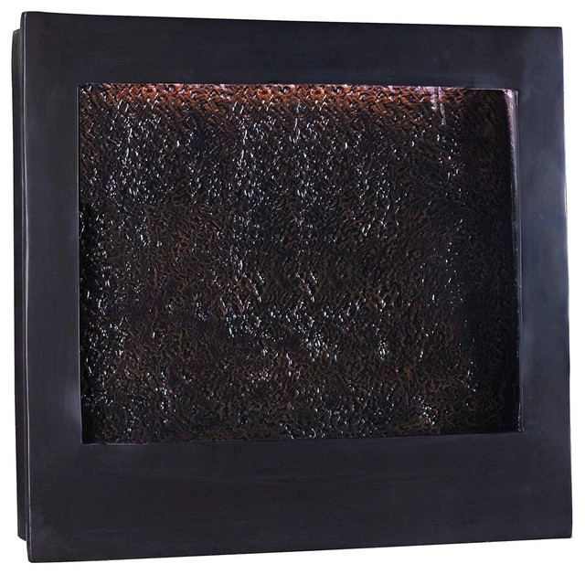 Contemporary Central Square Indoor - Outdoor Wall Fountain - Contemporary - Outdoor Fountains ...