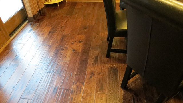 hardwood flooring handscraped maple floors solid hickory cafe true heritage hand scraped prefinished traditional hardwood flooring