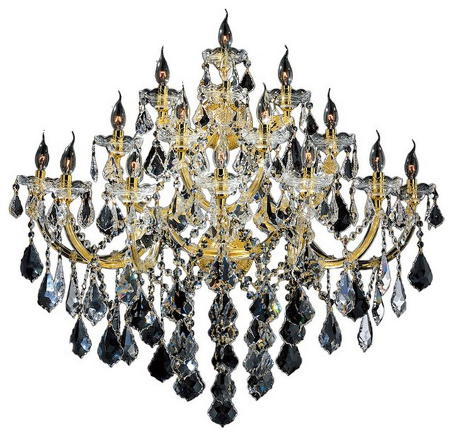 Worldwide Lighting Extra Large Wall Sconce - Traditional - Wall Sconces - by Arcadian Home ...