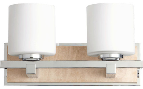 Bath Vanity Light Height : Quorum International 5670-2 7.5