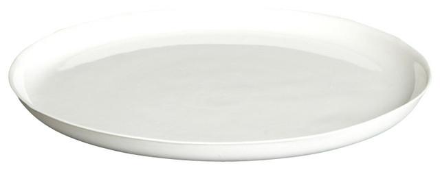 porcelain dinner plate by mud australia moderne vaisselle de table. Black Bedroom Furniture Sets. Home Design Ideas