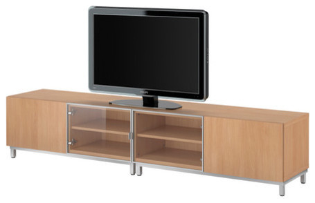 BESTÅ Storage combination - Scandinavian - Entertainment Centers And Tv Stands - by IKEA